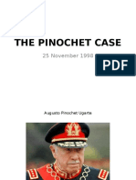 The Pinochet Case (1998)