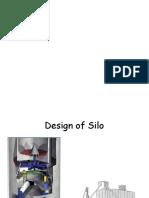 Design of Silos