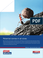 HDFC Small and Mid Cap Fund_Leaflet_March 2015