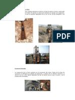 Excavación de Zanjas y Pozos