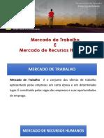 Mercado de Trabalho e Mercado de RH_braga