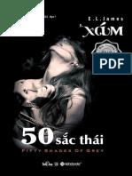 50 Sắc Thái - Tập 1 - Xám
