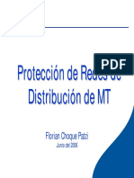 Proteccion de Redes de Distribucion de MT (FINAL)