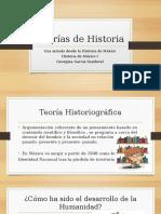 Teorías de Historia