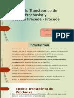Modelo Transteórico de Prochaska