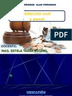 Derecho civil y Penal clase 1.ppt