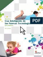 Uso Inteligente de Las Nuevas Tecnologias Para Alumnos 8 10