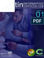 Boletin Contecoa 1-2016 contabilidad