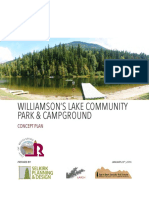 Williamson's Lake report