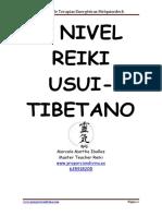 Manual Tercer Nivel Reiki Usui-tibetana Definitivo