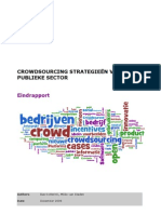 Crowdsourcing strategies