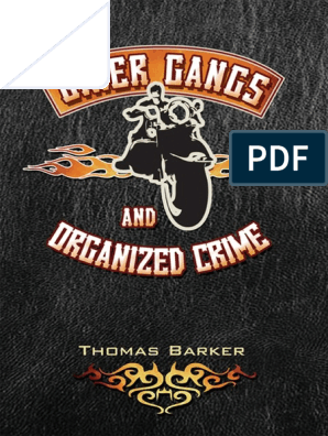 Biker Gangs and Organized Crime (2007) | Outlaw Motorcycle Clubs