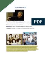 La música boliviana en los años del XX