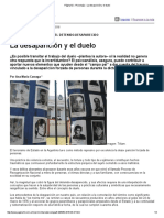 Página_12 __ Psicología __ La Desaparición y El Duelo