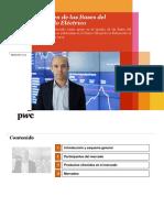 PwC - Resumen de Las Bases Del Mercado Electrico