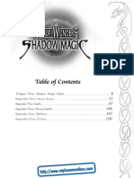 Age of Wonders - Shadow Magic - Appendix - PC