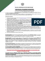 Requisitos Visa