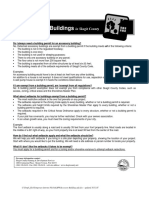 Accessory Buildings Info Sheet