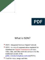 ISDN ppt