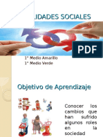 Habilidades Sociales 1° Medio 2016 Roles de Género 2° Clase.ppt