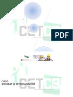 CETCB - Operação de Retroescavadeira