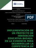 Act. 3.3 Portafolio de Evidencia_Claudia_A01681204