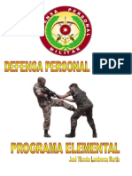 Manual de Defensa Personal Militar C78