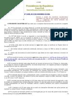 Lei 10.999 2004 Revisão Beneficíos Inss
