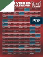 tapout xt workout schedule pdf