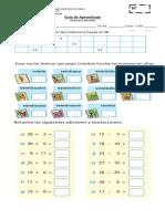 01 - Recuerdo Lo Aprendido - Matemática 3º básico