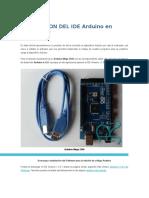 Instalacion Del Ide Arduino en Windows 7