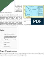 Capa de Ozono - Wikipedia, La Enciclopedia Libre
