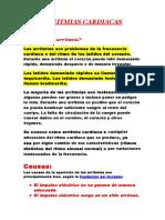 Arritmias Cardiacas-imformacion de Tío César a.g