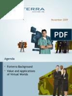 forterra  corporate2009