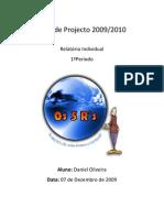 daniel oliveira relatorio 1º Período