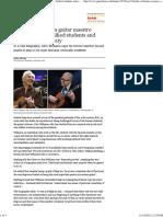 John Williams Says Guitar Maestro Andrés Segovia Bullied Students and Stifled Their Creativity _ Music _ the Observer