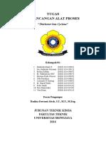 Tugas PAP_Kelas A_Kelompok 01_Thickener dan Cyclone.docx