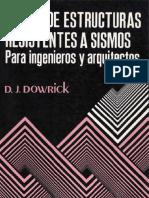 Diseño de Estructuras Resistentes a Sismos - [Dowrick]