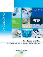 Mettler Toledo Laboratory Catalog