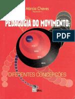 Pedagogia Do Movimento PAULA BUGS