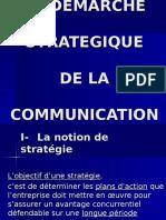 La Demarche Strategique