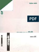 El Croquis - 44 - 58 - Tadao Ando (1983 - 1993).pdf