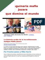 Historia de la Sanguinaria Mafia Jázara que domina el mundo