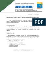 Resolucion Primaria06 Sec 2 Ultimas
