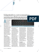 10MM87- Mastering Processing