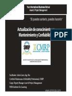 Presentación CMRP V2