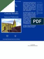 La Historia de Las Ciencias Sociales