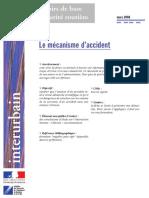 DT4059 Mécanisme d'Accident