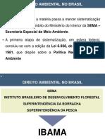Introducao Ao Direito Ambiental No Brasil