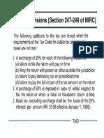 Estate Tax New Provisions